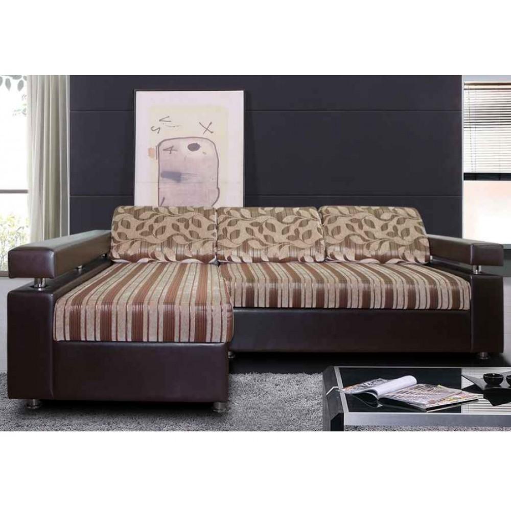Угловой диван раскладной Виктория-3 ПБ