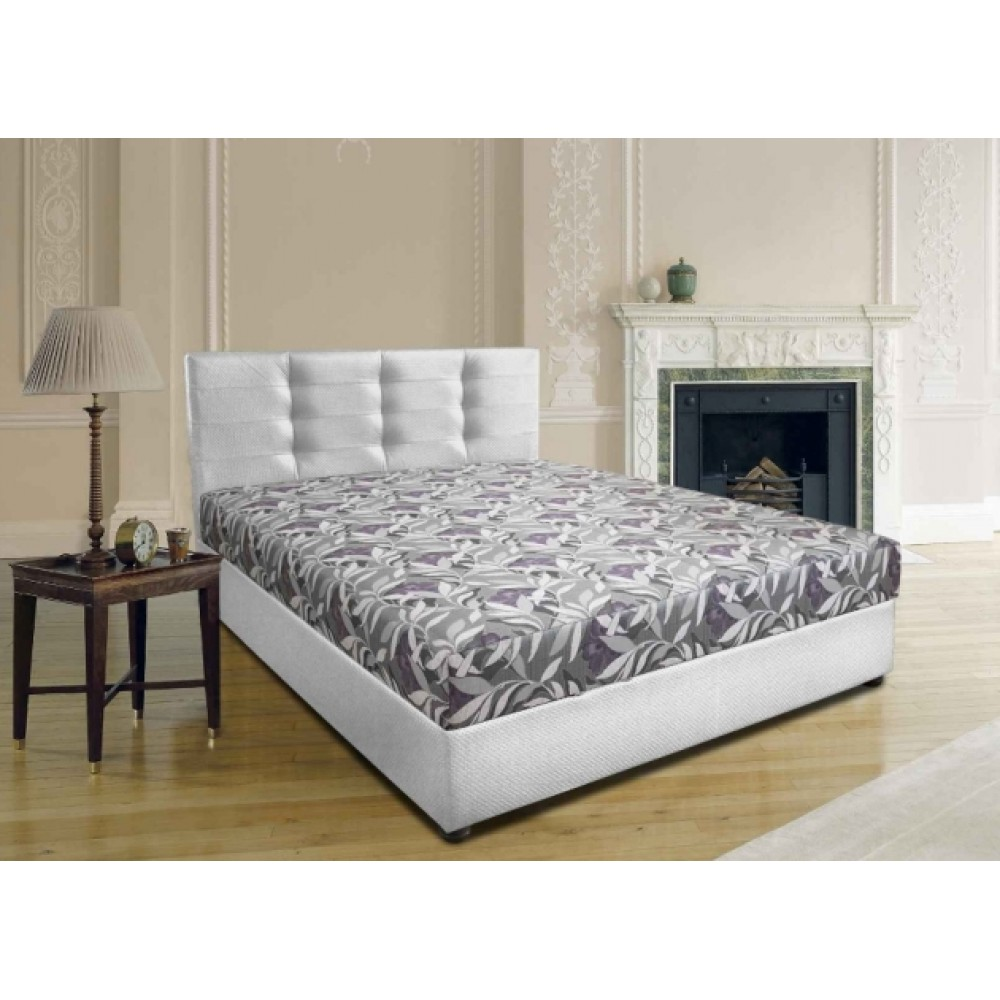 Кровать Камея (встроенный матрас 160х200 см., независимый пружинный блок)