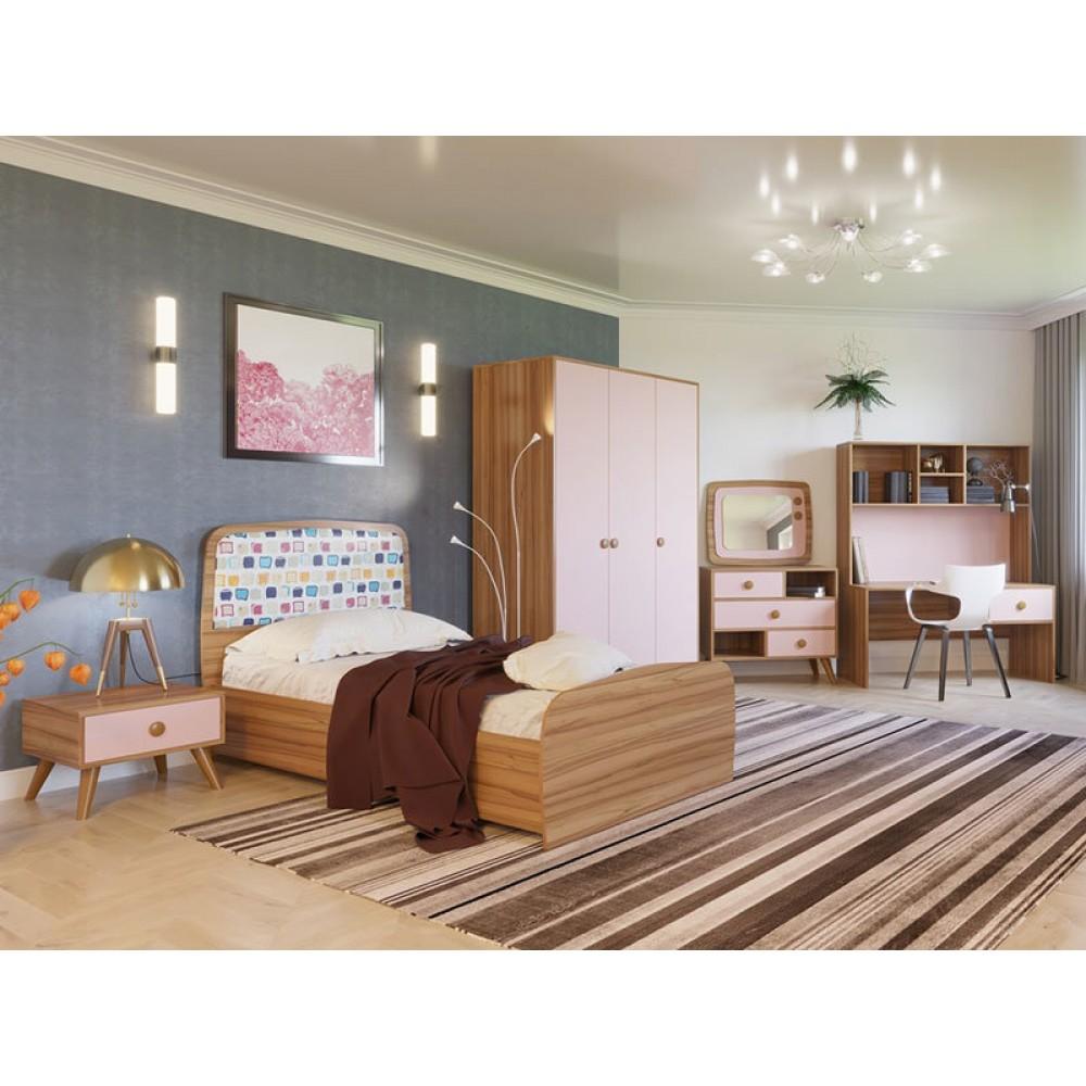 Кровать 1-сп. Колибри