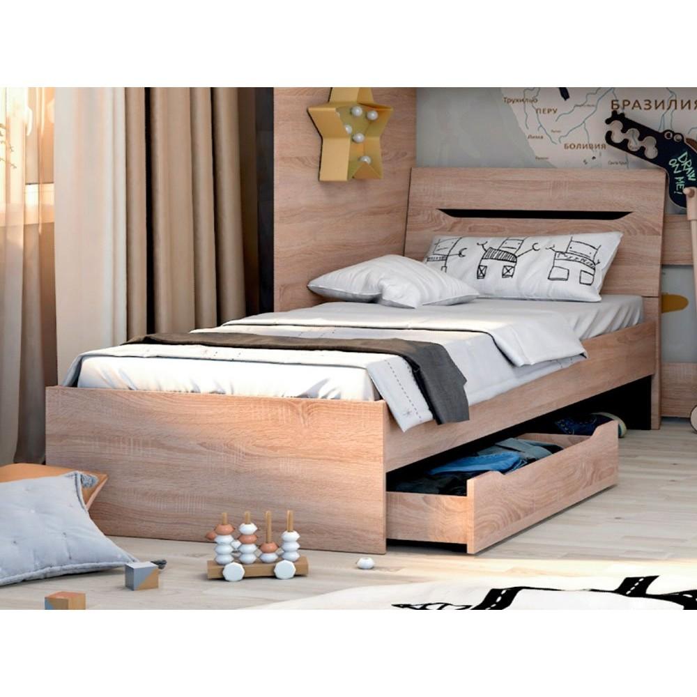 Кровать двухъярусная Савана