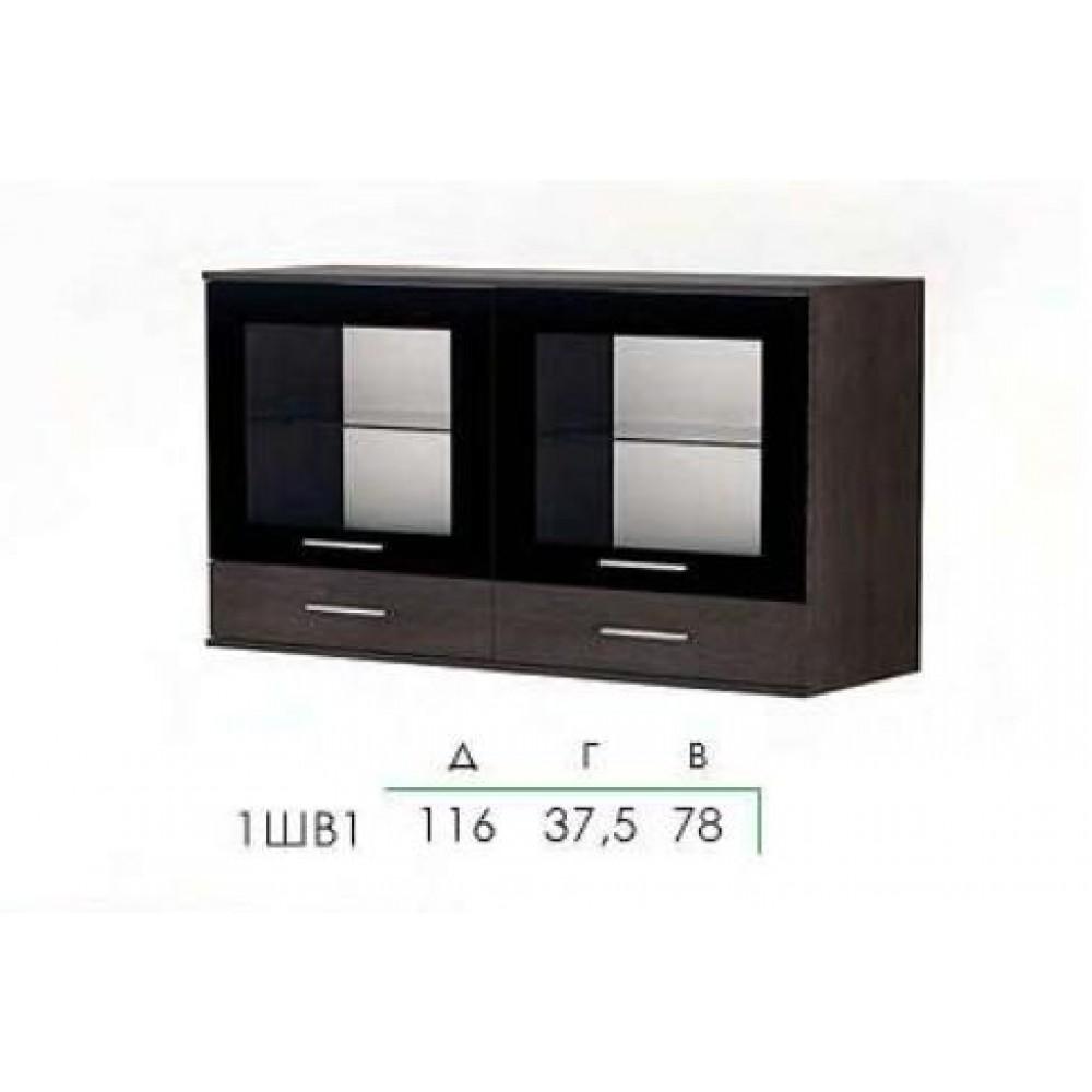 Навесной шкаф Флоренция 1ШВ1