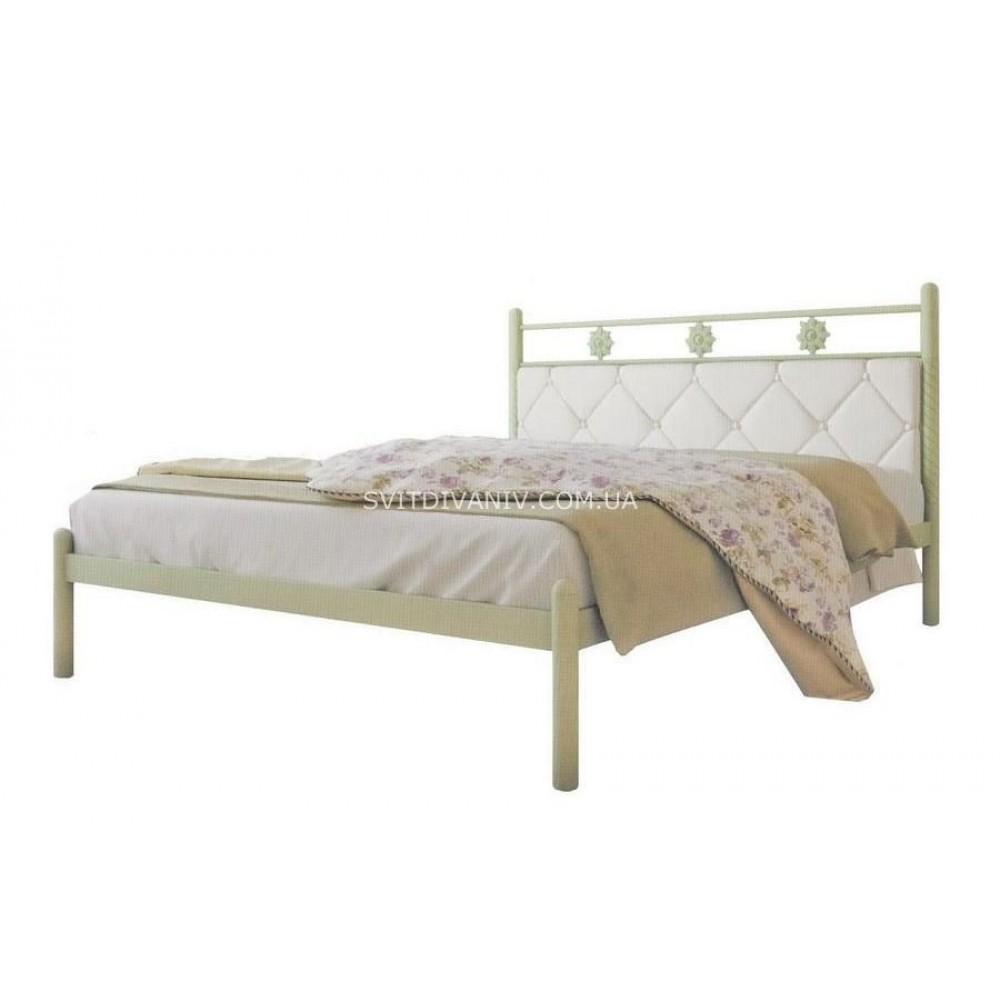 Кровать белла  металлическая 1600*2000