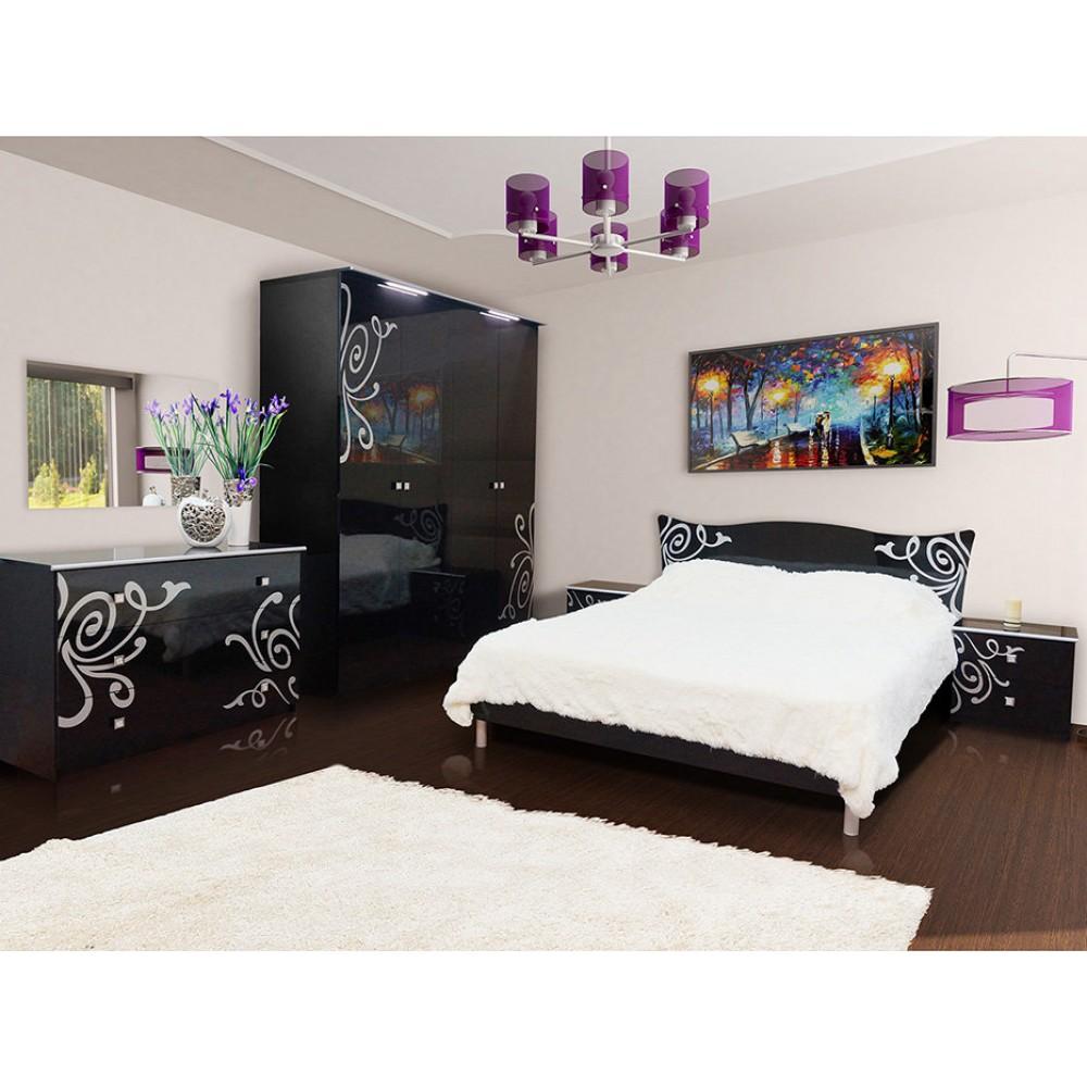 Фелиция новая спальня 4д