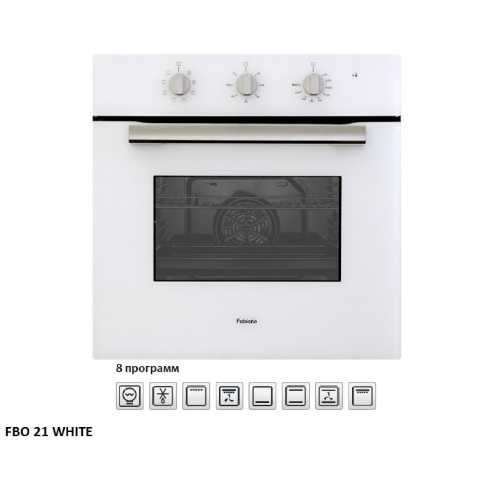 Встраиваемый духовой шкаф FBO 21 WHITE