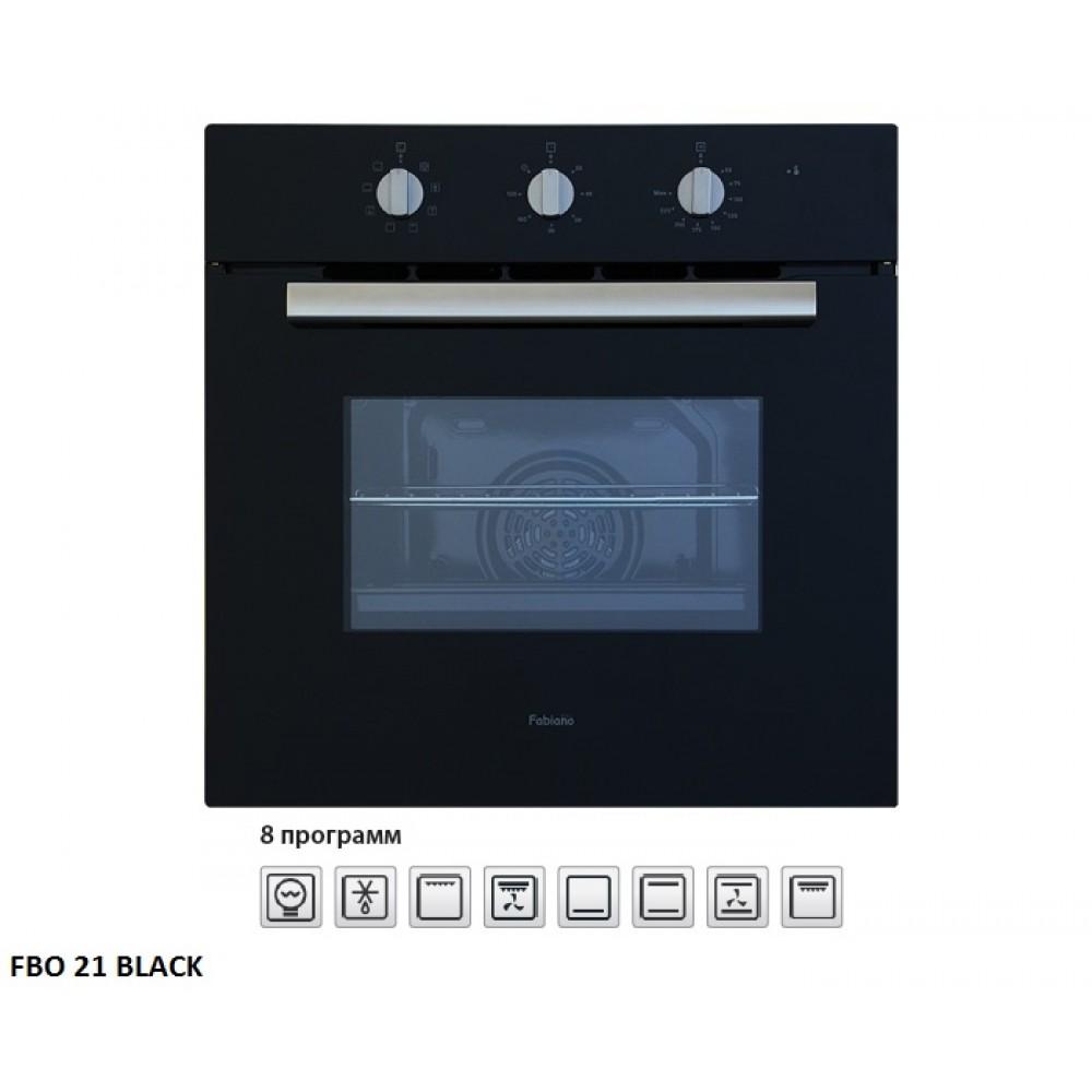 Встраиваемый духовой шкаф FBO 21 BLACK