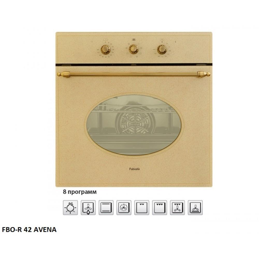 Встраиваемый духовой шкаф FBO-R 42 AVENA
