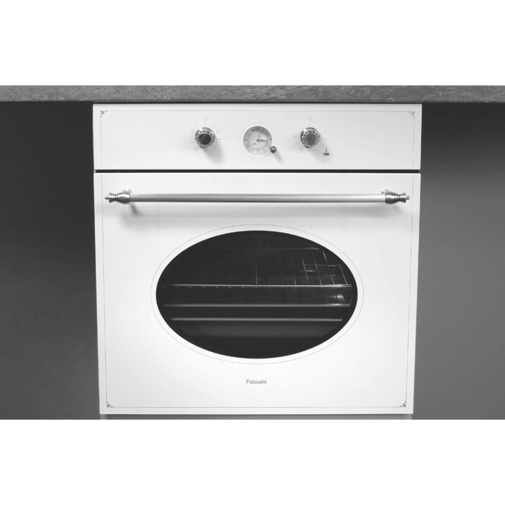 Встраиваемый духовой шкаф FBO-R 43 WHITE