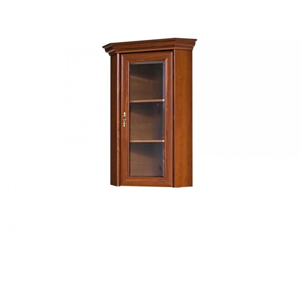 Кантри - витрина угловая