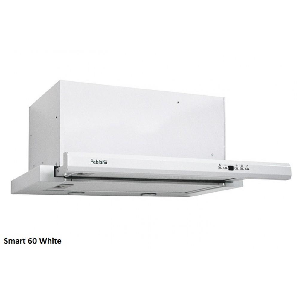 Встраиваемая вытяжка Smart 60 WHITE