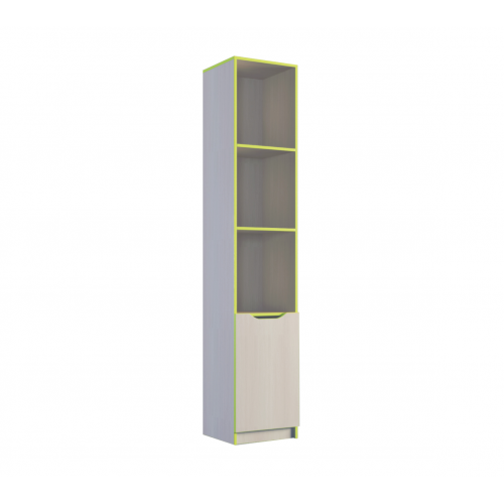 Маттео - шкаф книжный 1Д