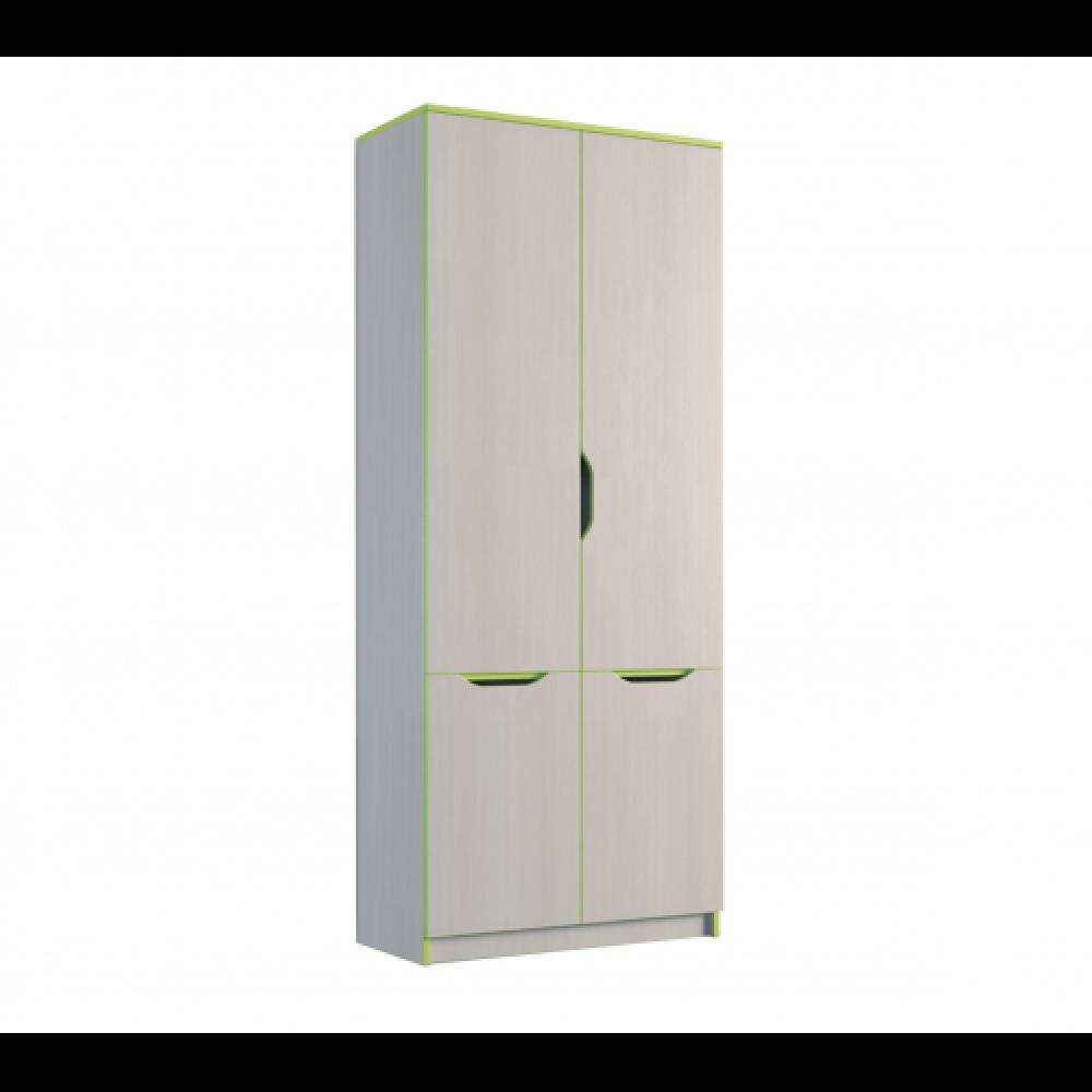 Маттео - шкаф книжный 4Д