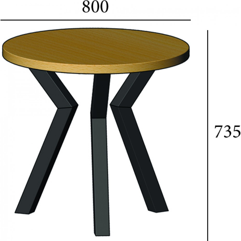 Стол обеденный Свен-3