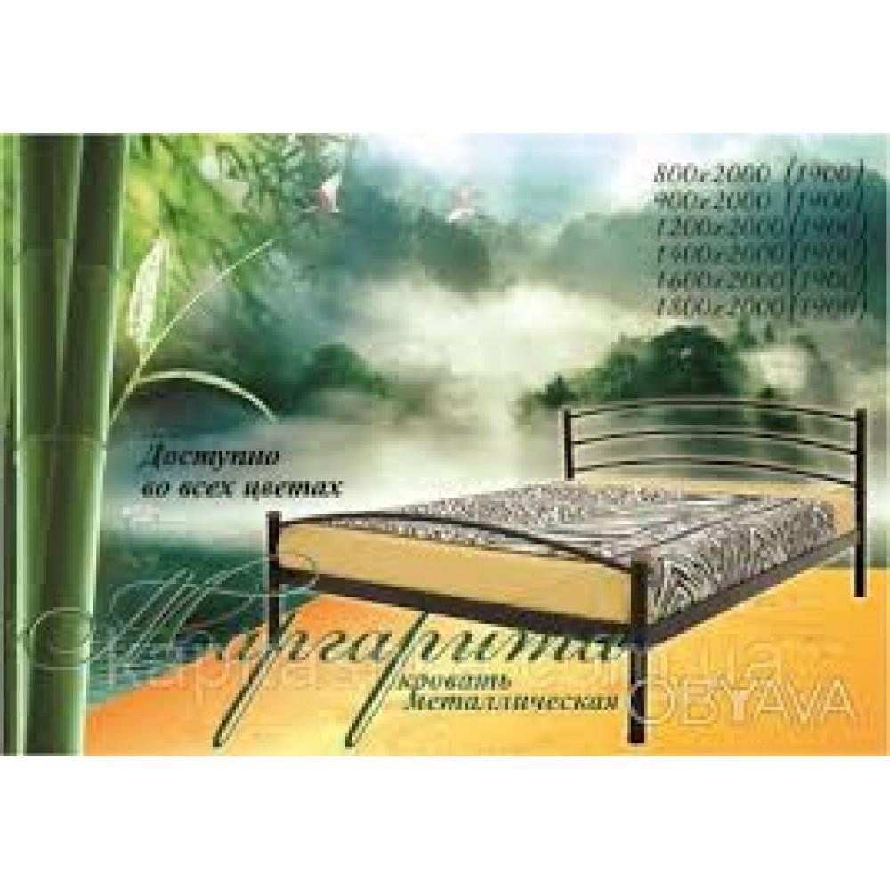 Кровать металлическая  Маргарита1600*2000