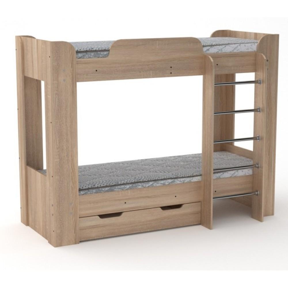 Детская кровать Твикс-2
